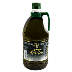 Aceite de Oliva Virgen Extra Pet 2 Litros Caja de 6 unidades