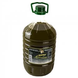 Aceite de Oliva Virgen Extra en Rama Pet 5 Litros Caja de 3 unidades